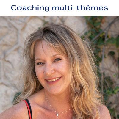 Séance de coaching à distance multi-thèmes