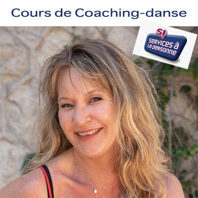 Cours particulier de Coaching-danse en ligne ( 50% crédit d'impôt )